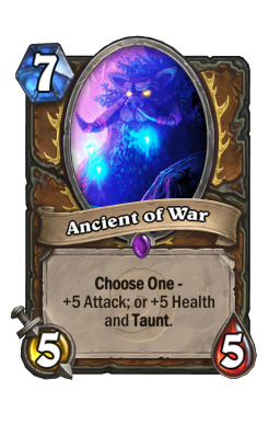 Ancient of War (Legacy)
