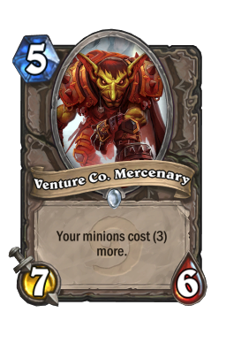 Venture Co. Mercenary