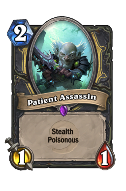 Patient Assassin