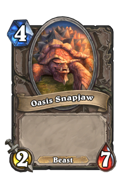Oasis Snapjaw
