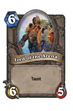 Lord of the Arena (Legacy)