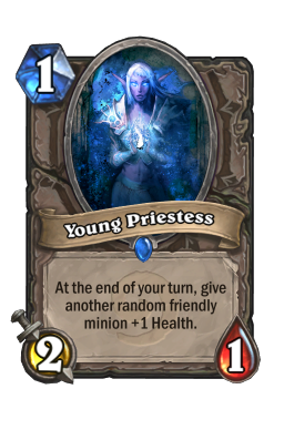 Young Priestess