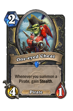 One-eyed Cheat