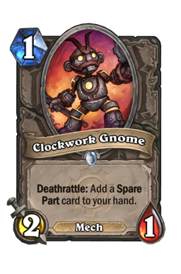 Clockwork Gnome