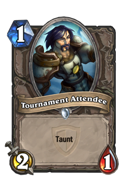 Tournament Attendee