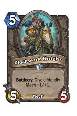 Clockwork Knight