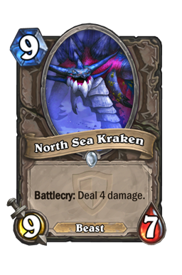 North Sea Kraken