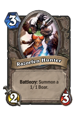 Razorfen Hunter (Legacy)