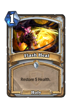 Flash Heal