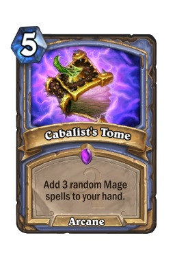 Cabalist's Tome