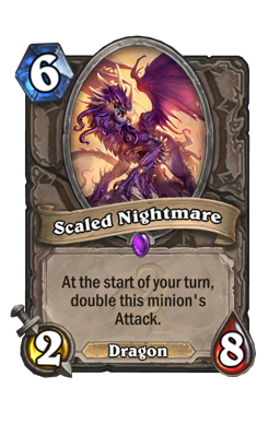 Scaled Nightmare