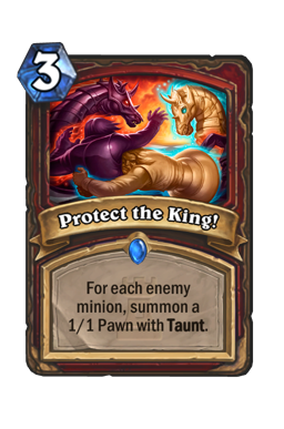 Protect the King!