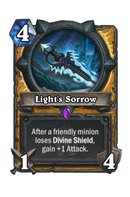 Light's Sorrow