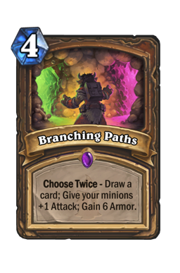 Branching Paths