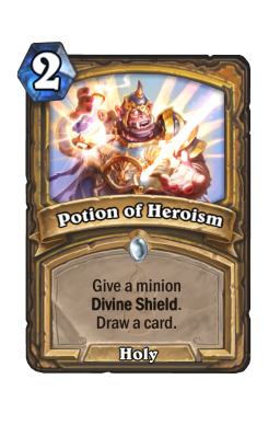 Potion of Heroism
