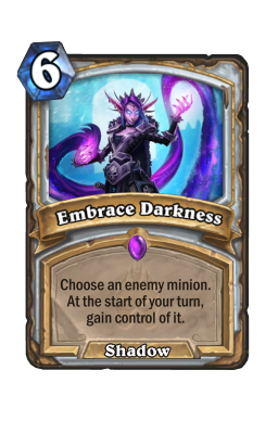 Embrace Darkness
