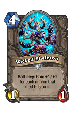 Wicked Skeleton