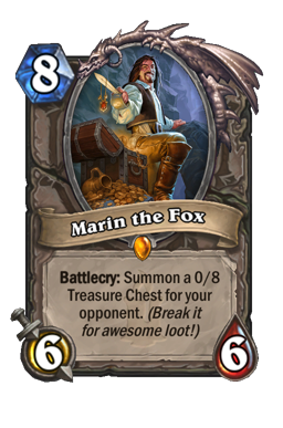 Marin the Fox
