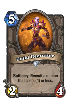 Guild Recruiter