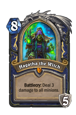 Hagatha the Witch