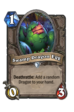 Swamp Dragon Egg
