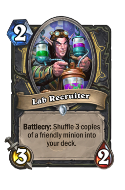 Lab Recruiter