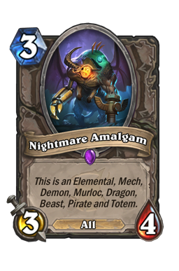 Nightmare Amalgam
