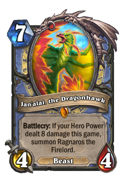 Jan'alai, the Dragonhawk