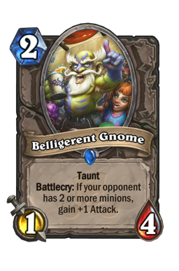 Belligerent Gnome