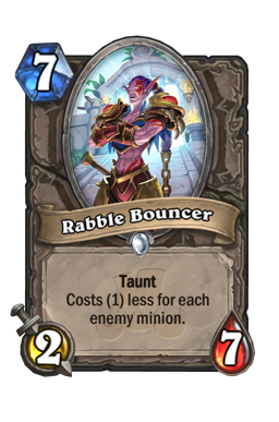 Rabble Bouncer