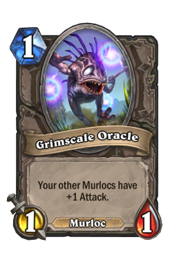 Grimscale Oracle (Legacy)
