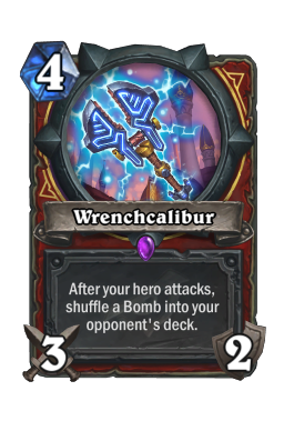 Wrenchcalibur