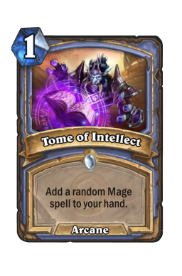 Tome of Intellect (Legacy)