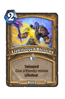 Lightforged Blessing