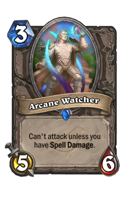 Arcane Watcher
