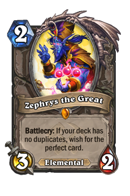 Zephrys the Great