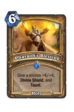 Pharaoh's Blessing