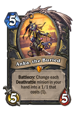 Anka, the Buried