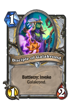 Disciple of Galakrond