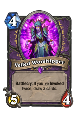 Veiled Worshipper