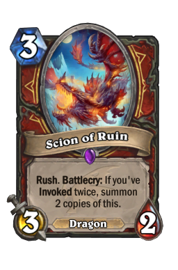 Scion of Ruin