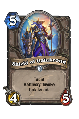 Shield of Galakrond