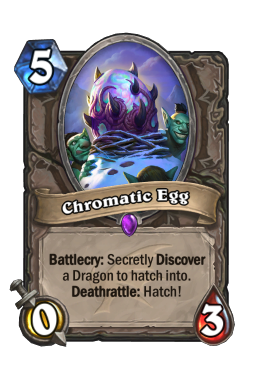 Chromatic Egg