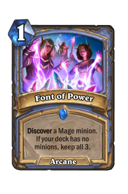 Font of Power