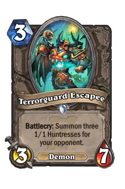 Terrorguard Escapee