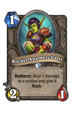 Rocket Augmerchant