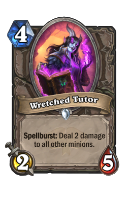 Wretched Tutor