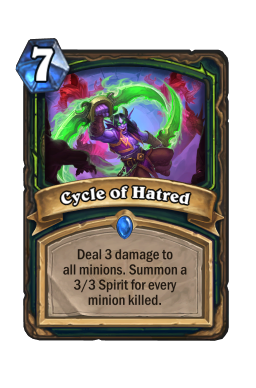 Cycle of Hatred