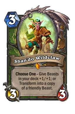 Shan'do Wildclaw