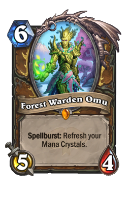 Forest Warden Omu